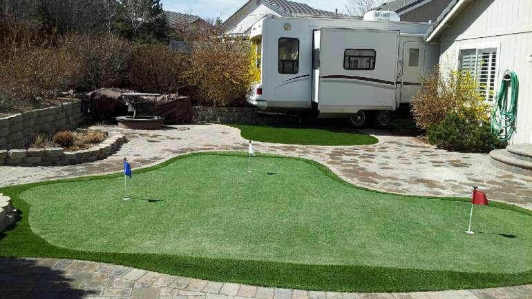 Putting Green – Reno, NV