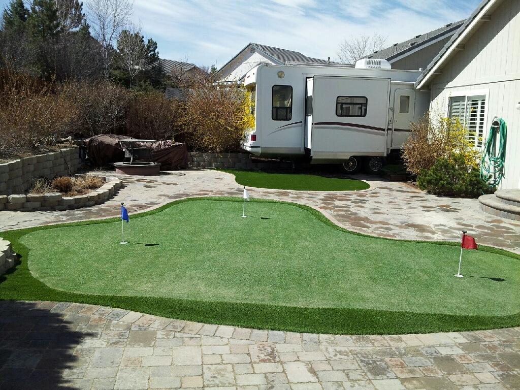 Putting Green – Reno, NV