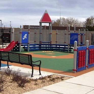 Kids Play Area – Aces Ballpark – Reno, NV
