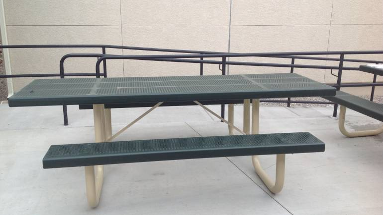 Picnic Table – Site Furnishing – Ely, NV
