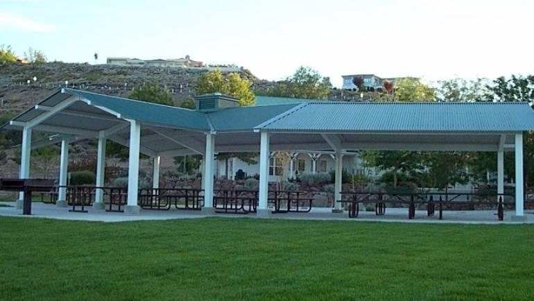 Shelter at Bartley Ranch, Reno NV