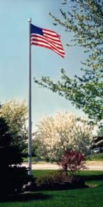 Flag Pole - Sierra Winds